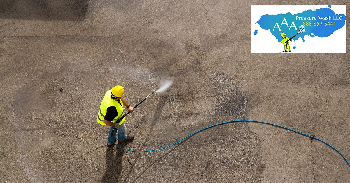 sitemap for aaa pressure wash llc