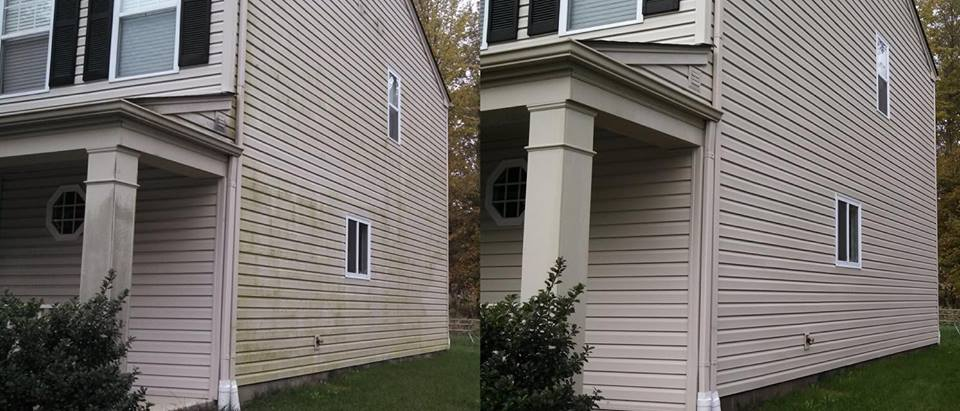 house power wash