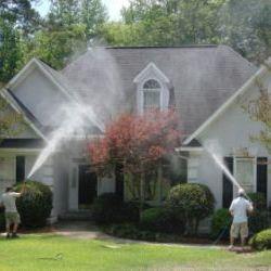 house pressure wash