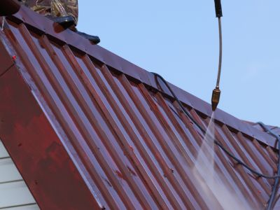 important roof cleaning