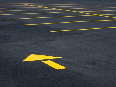parking lot & parking garage cleaning new jersey