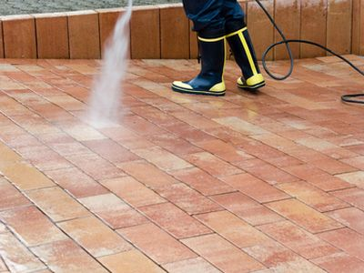 Power Washing Services: Roof Cleaning, Deck Cleaning, House
