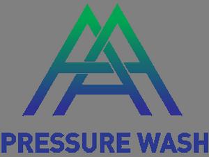 AAA Pressure Wash Logo